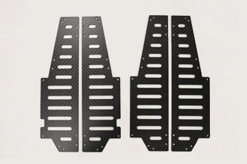 カーボンラボ板材加工品(CNC加工)